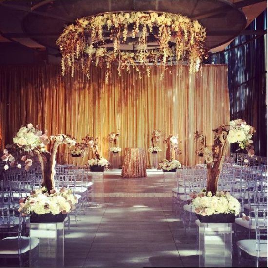 A Beautiful Reception On A Budget Hitch Studio Wedding