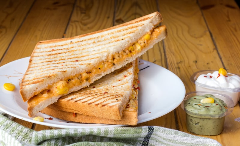 12 Sandwich Recipes For Foodies