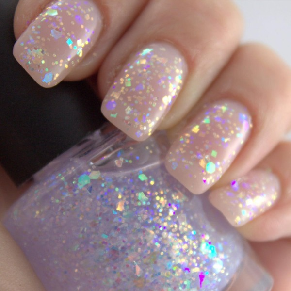 15 Glitter Nail Polish Ideas You'll Swoon Over