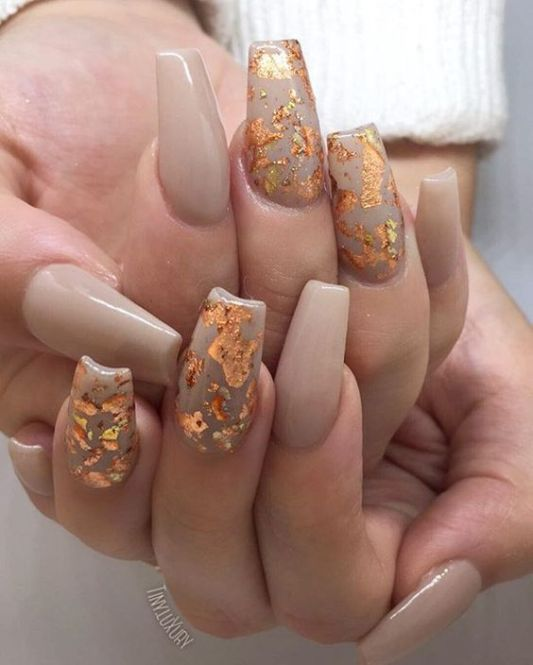 10 Nail Ideas To Try For This Upcoming Fall