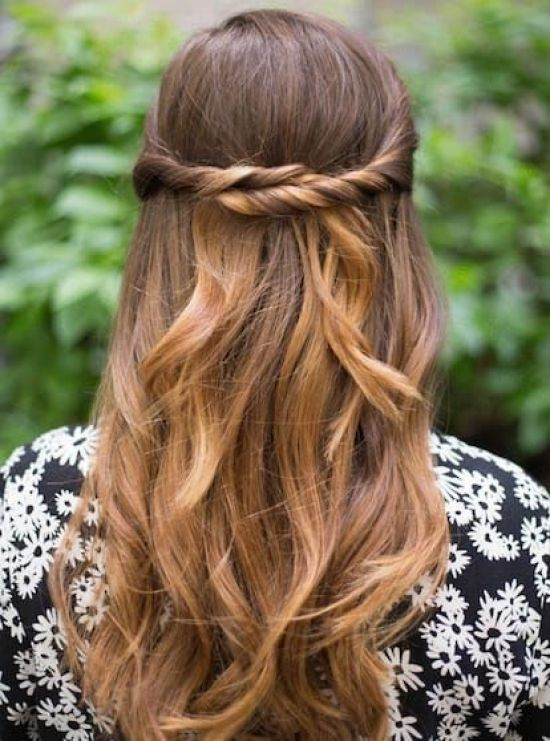 5 Hairstyles For Lazy Girls You Should Try