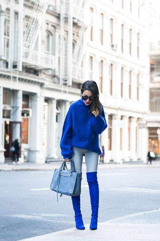 Monochromatic Outfits To Look More Chic