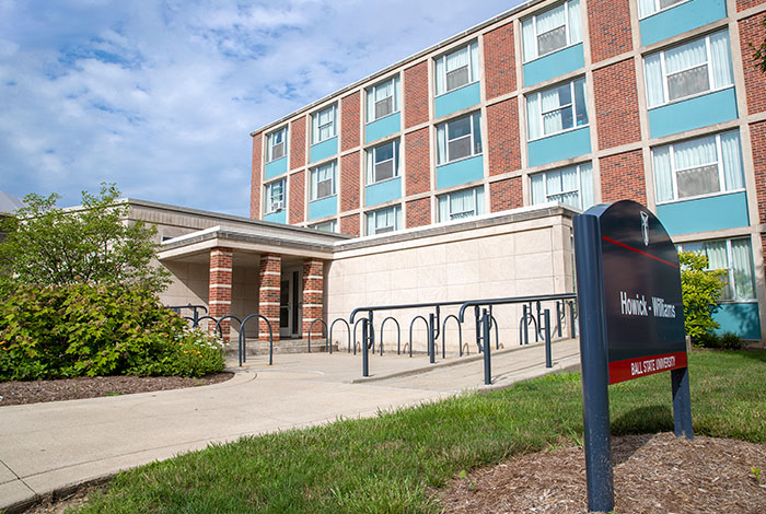 Ball State Dorms