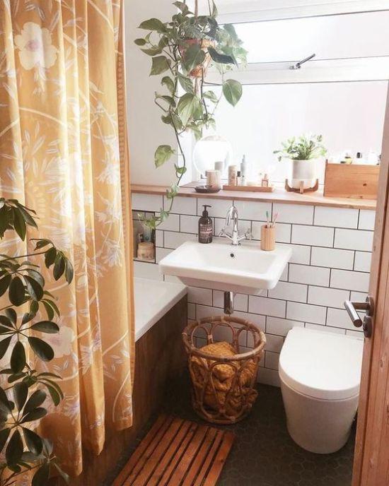 Small House Decor Bathroom