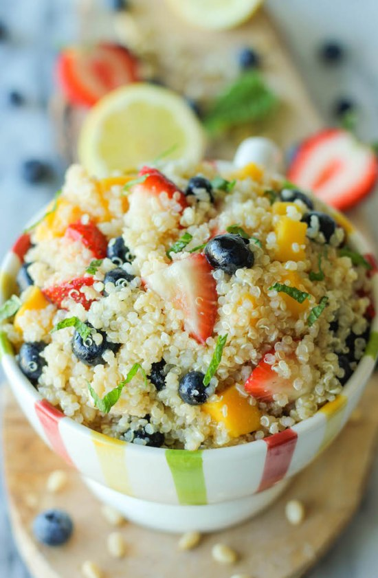 10 Delicious And Healthy Summer Recipes That Will Keep You In Shape