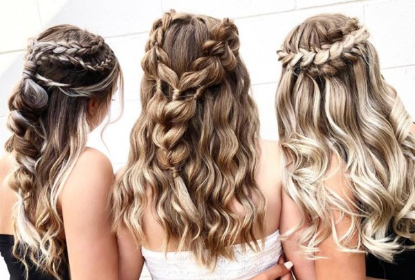 10 Hairstyles The Top Hairstylists Are Wearing