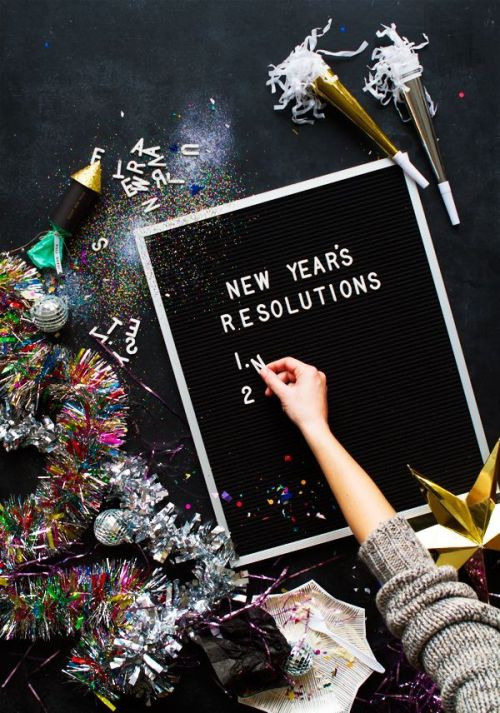 Tips For Setting And Keeping Your New Year's Resolutions