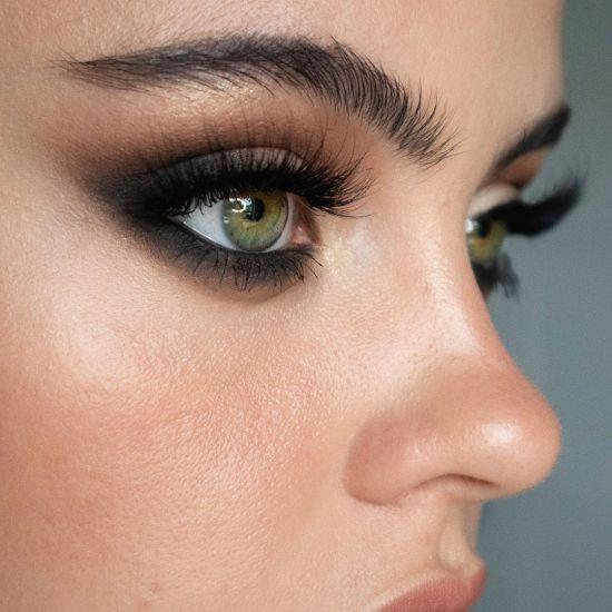 8 Bester Lidschatten sucht nach grünen Augen