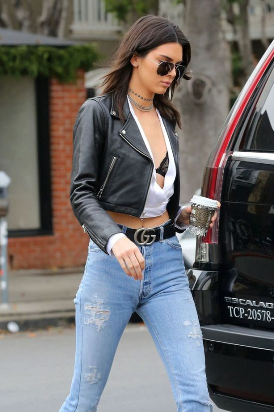 10 Ways To Style The Classic Leather Jacket