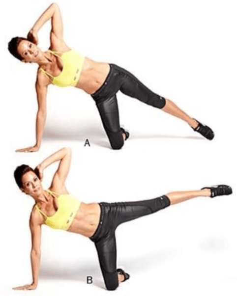 5 Best Pilates Moves For A Bubble Butt
