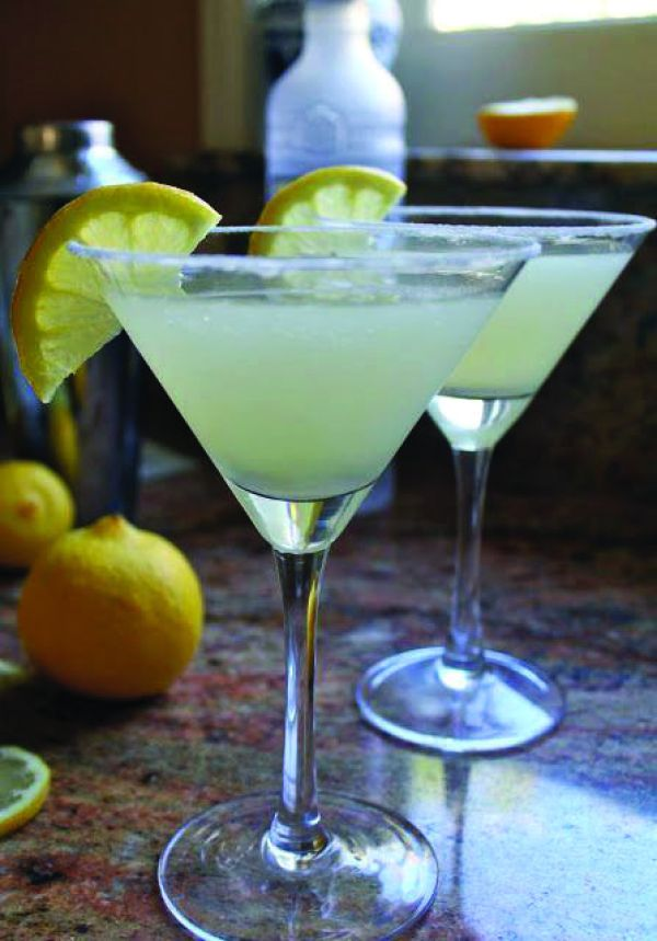 A Lemon Drop Martini is one of the perfect summer vodka drink recipes to make for any night of the week.
