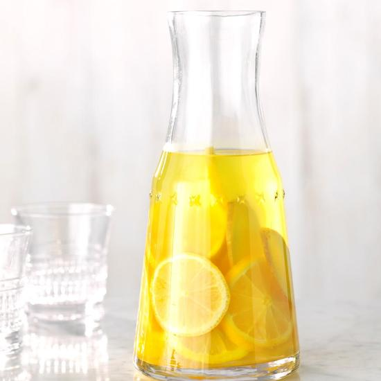 Lemon Ginger Turmeric tonic