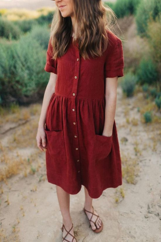 12 Fall Dresses To Recreate Your Style With