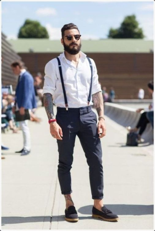 5 Men's Fashion Don'ts Guys Always Make