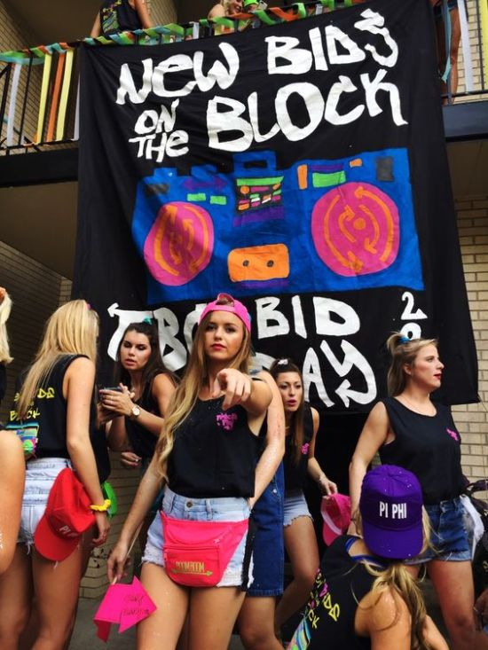 12 Bid Day Themes Thatll Impress All The PNMs