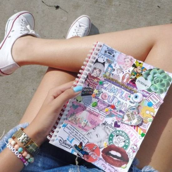 10 Cute Ways To Personalize Your Class Notebooks