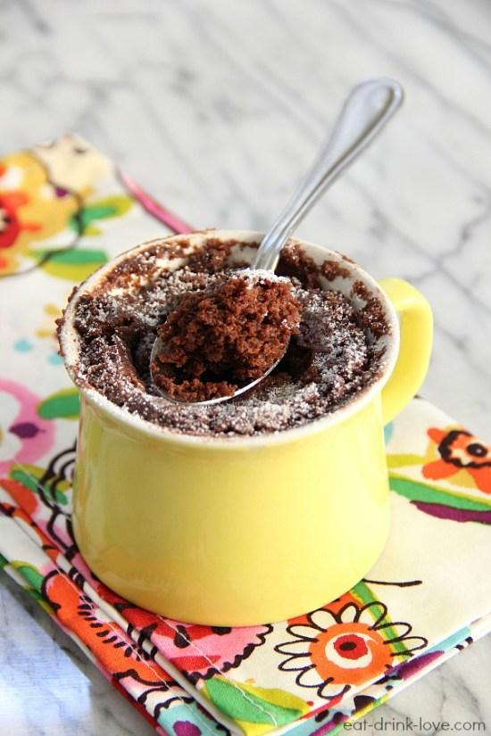 8 Mug Cake Recipes You've Got To Try