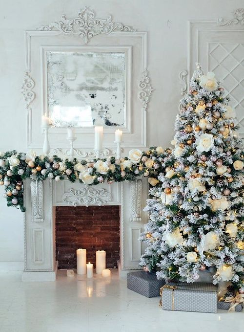 15 Of The Most Beautifully Decorated Christmas Trees That You'll Ever See