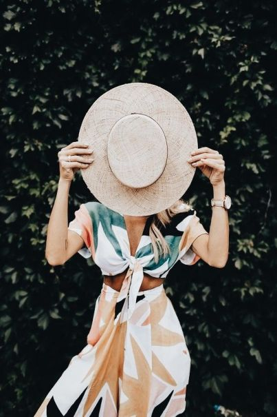 10 Top Summertime Hat Trends That Will Catch Attention
