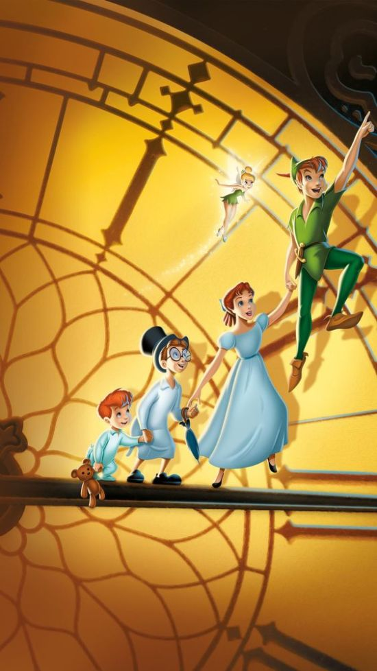 10 Adorable Disney Films You Need To Watch With Your SO Peter Pan