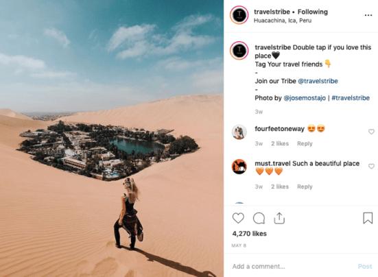 5 Instagram Travel Accounts To Follow ASAP