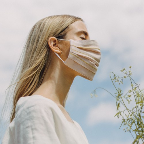 Will Masks Become A Fashion Accessory?
