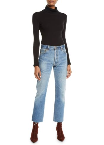 10 Jeans To Wear With Your Fall Booties