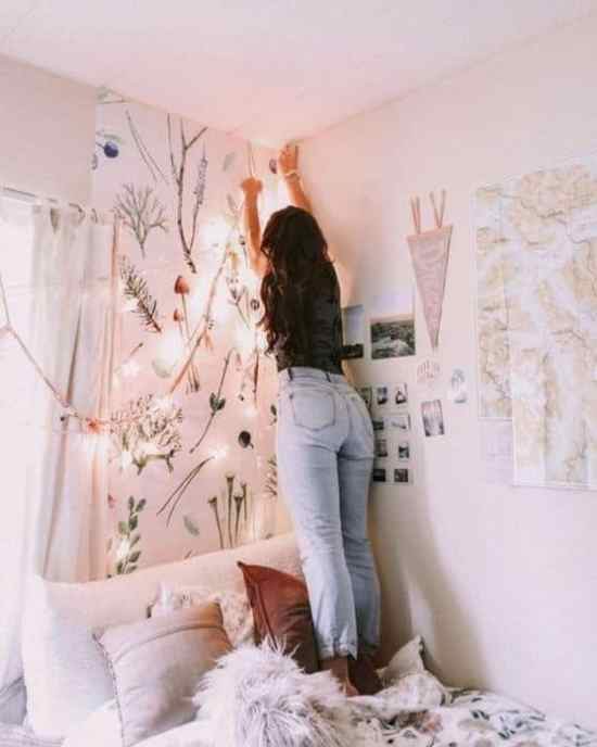 15 Amazing Wall Decor Ideas For Your Dorm Room