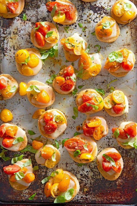 21 Savory Yet Light Appetizers To Grill This Spring