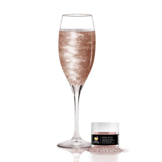 10 Beautiful Brew Glitters For Wine And Champagne