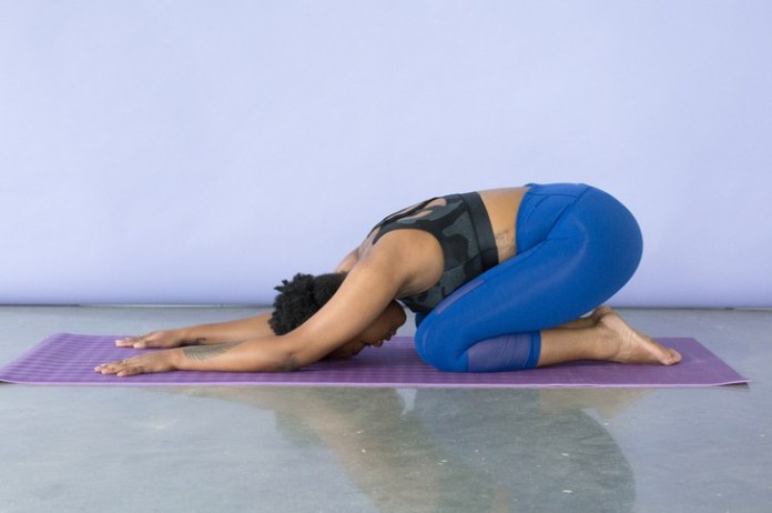 5 Yoga Postures To Relieve Back Pain From Sitting All Day