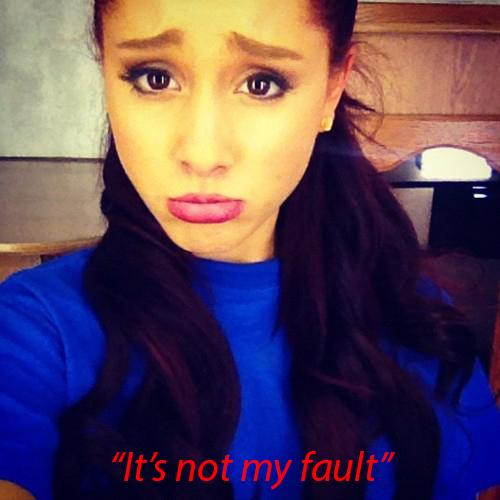 Ariana Grande Sad