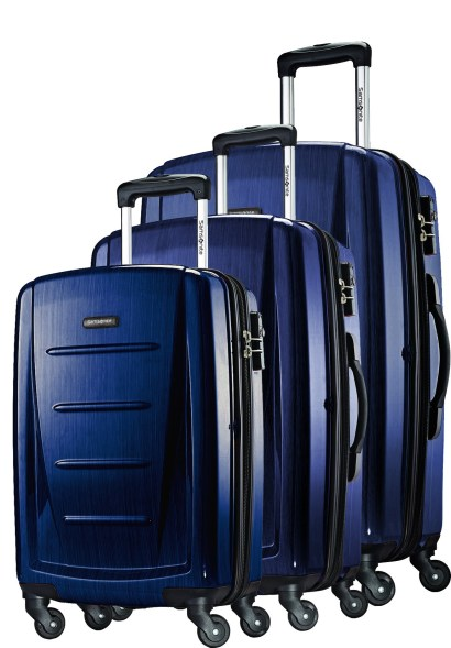 Get These Luggage Sets If You're Going Abroad This Fall