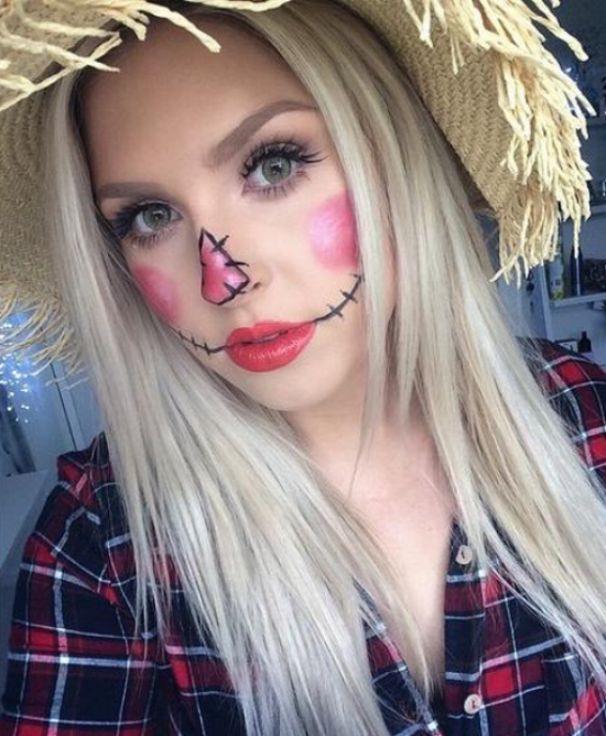 10 Halloween Makeup Tutorials Under 5 Minutes