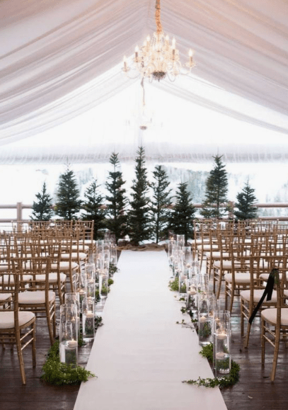 10 Outdoor Wedding Trends We're Loving Now