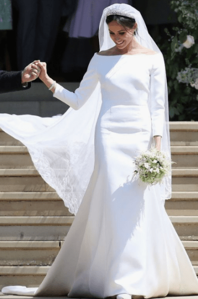 *10 Mermaid Wedding Dress Ideas Inspired By Celebrities