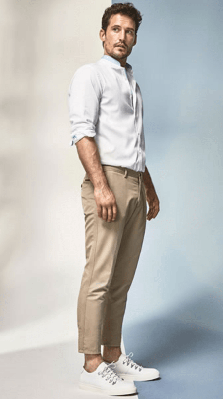 *5 Totally Sexy Clothing Items All Men Should Own