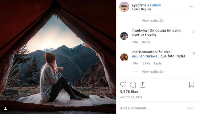 Travel Instagrams That Will Inspire Wanderlust