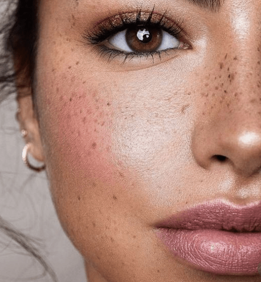 How to Look Like You're Not Wearing Much Makeup