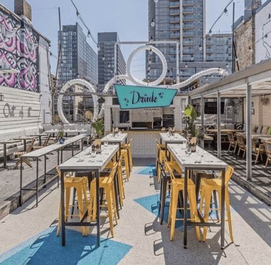 10 Rooftop Patios To Drink At In Toronto