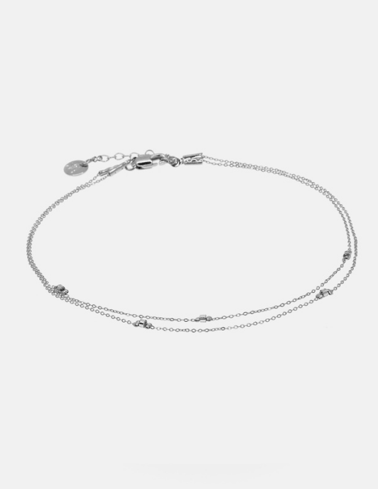 Bring Back Anklets With These Beauties