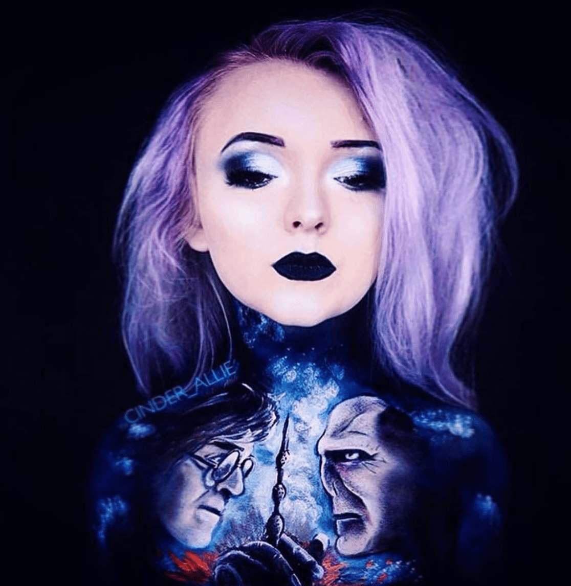 10 Makeup Artists You Don't Want To Miss This Halloween