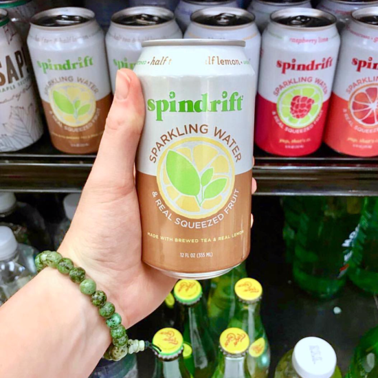Spindrift Sparkling Water Flavors Ranked
