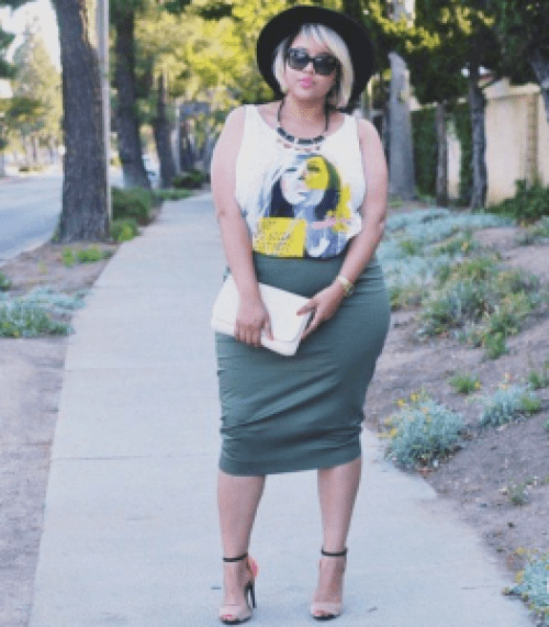 7 Fashion Tips for Curvy Mid-Size Girls