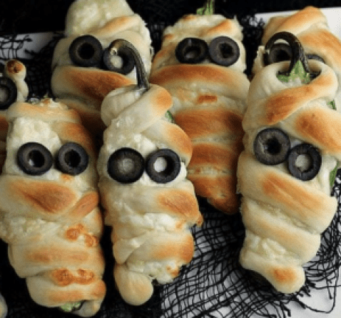 13 Scary Delicious Halloween Treats To Make At Home