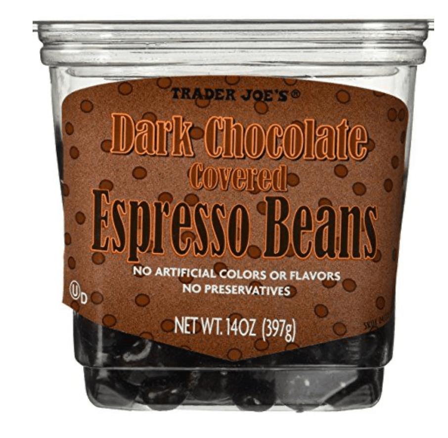 Snacks Chocolate Espresso Beans