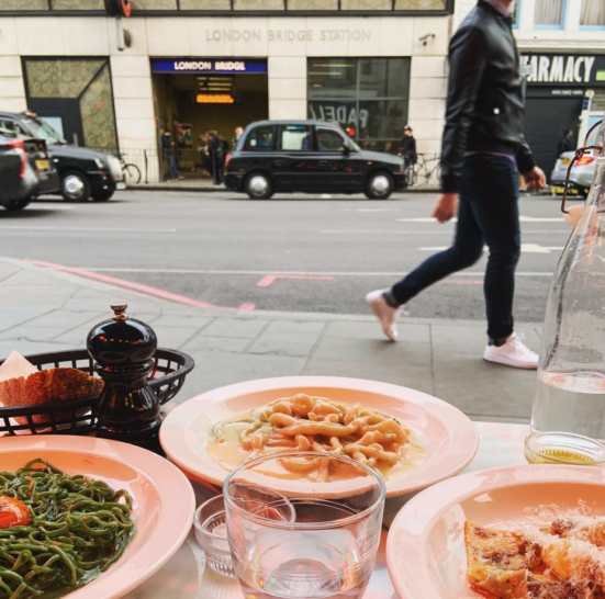 8 Incredibly Good London Restaurants For A Student Budget
