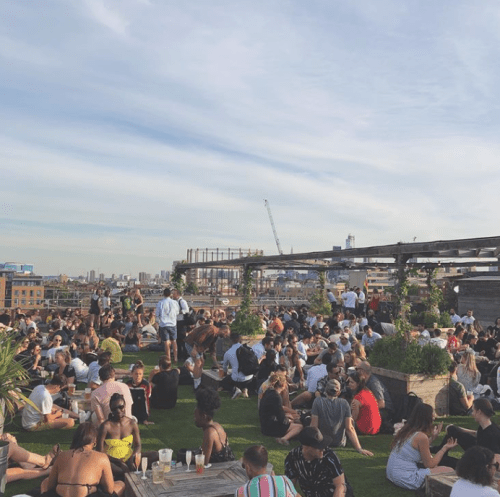 London's Best Rooftop Bars You Didn't Know About