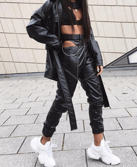 10 Of The Hottest Clothes On Mistress Rocks' Website Right Now