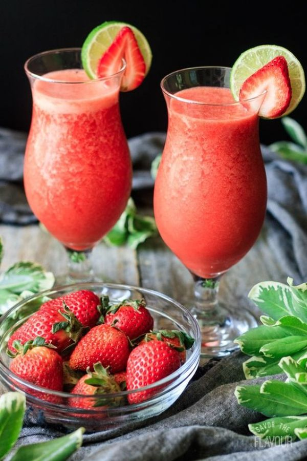 This year's summer cocktails consist of a variety of flavors like sweet or spicy to offset the heat with these cool and refreshing beverages. If you like non-alcoholic beverages like virgin-Strawberry Daiquiris, then you will love these summer cocktails while you relax this summer.
